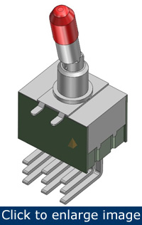NKK Switches has expanded its online 3-D CAD switch library and configurator for a range of NKK product lines.