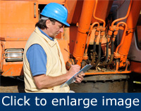 Figure 2. Being able to document regular inspections goes a long way toward minimizing hose maintenance expenses.