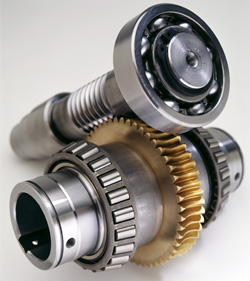 Motors and drives more torque less money worm gear for Hollow shaft worm gear motor