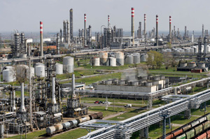 MOL Group's Danube Refinery in Hungary adopted reliability-driven asset management practices and systems that enable close O&M interaction. (Source: MOL Danube Refinery)