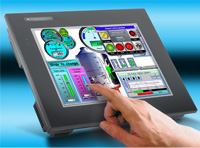 AutomationDirect touchscreen