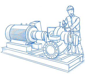 Preventive maintenance checklist for centrifugal pumps