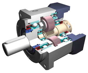 Gearing Servo Motors For Improved Performance