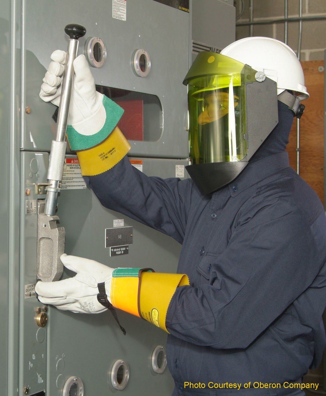 Electrical Safety Gear : Square d